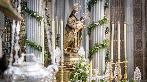 El guiño del Papa Francisco a la coronación de San José