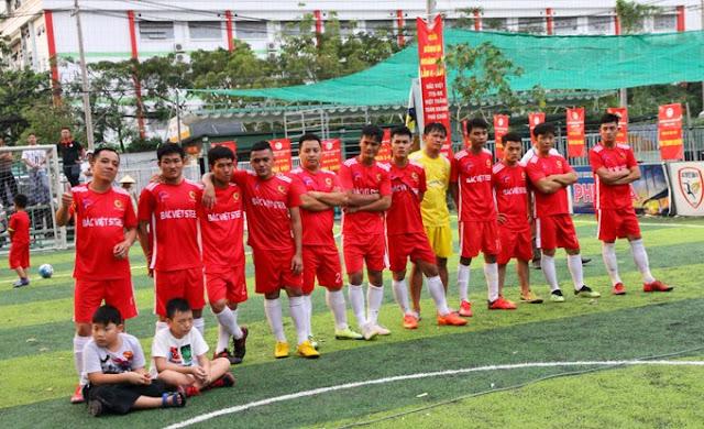 Dù về nhì nhưng Bắc Việt vẫn là đội bóng hàng đầu cho các giải tiếp theo