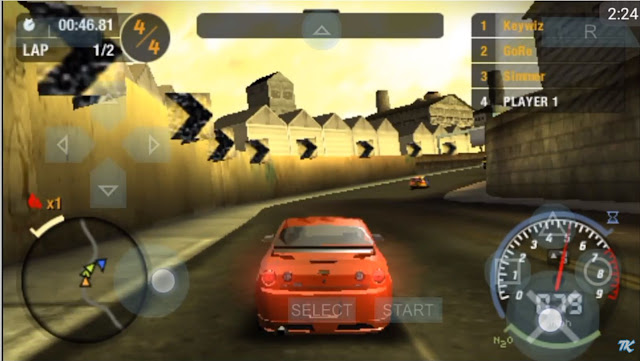 Download Game Ppsspp Most Wanted Black Edition For Android Egpolaris