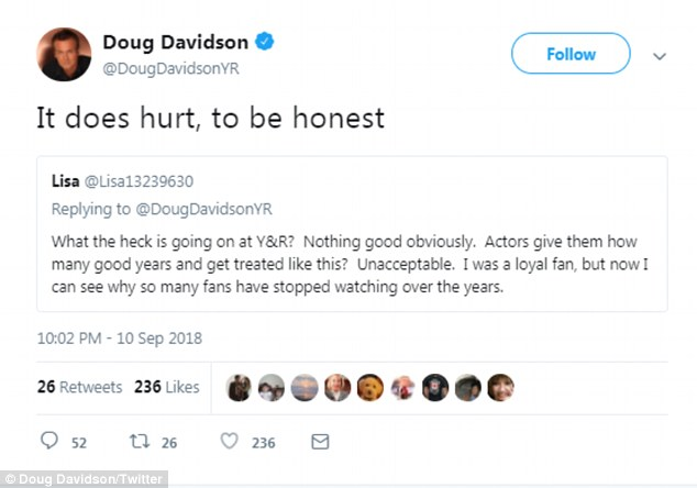 Doug Davidson confirms he's leaving The Young and the Restless after 40 years