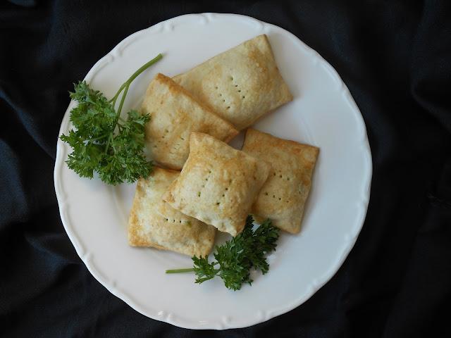 cuadrados-de-espinaca-jamón-y-queso-crema