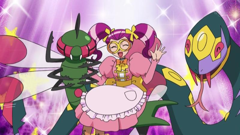 Jessie Torneios Pokémon