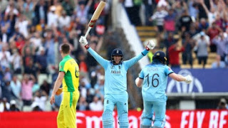 England vs Australia 2nd Semi-Final ICC Cricket World Cup 2019 Highlights
