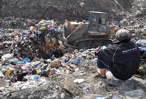 Чиновники хотят конвертировать мусор в деньги россиян