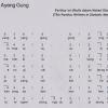 Pembahasan Lagu Ayang Ayanggung