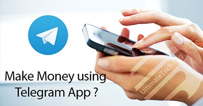 How To Earn Money On Telegram - Tricksgum - Latest Hacking News