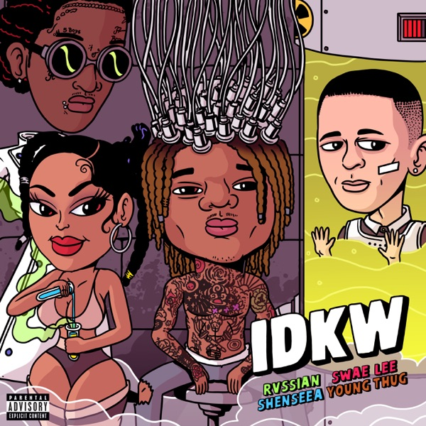 Rvssian, Shenseea & Swae Lee – IDKW ft. Young Thug