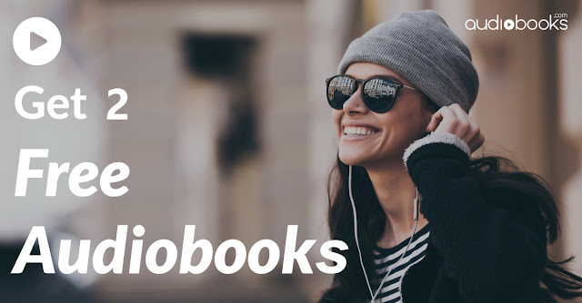 Get a Free Audiobook from Audiobooks.com