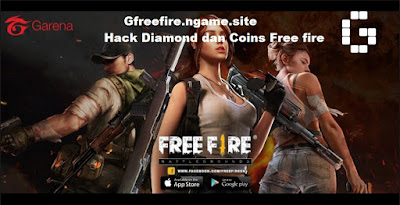 Generator Gfreefire.ngame.site Hack Diamond dan Coins Free fire