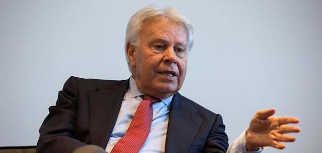 Felipe González cree que nuevo intento de diálogo no irá a ninguna parte