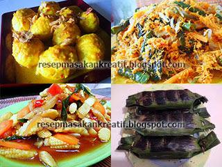 Resep Mudah Makanan Sehat untuk Sahur dan Buka Puasa
