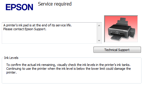 How to Reset Epson L220-L130-L200-L310-L360-L365 Printer