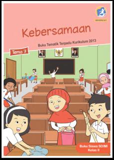 download gratis buku tematik kelas 2 tema 7