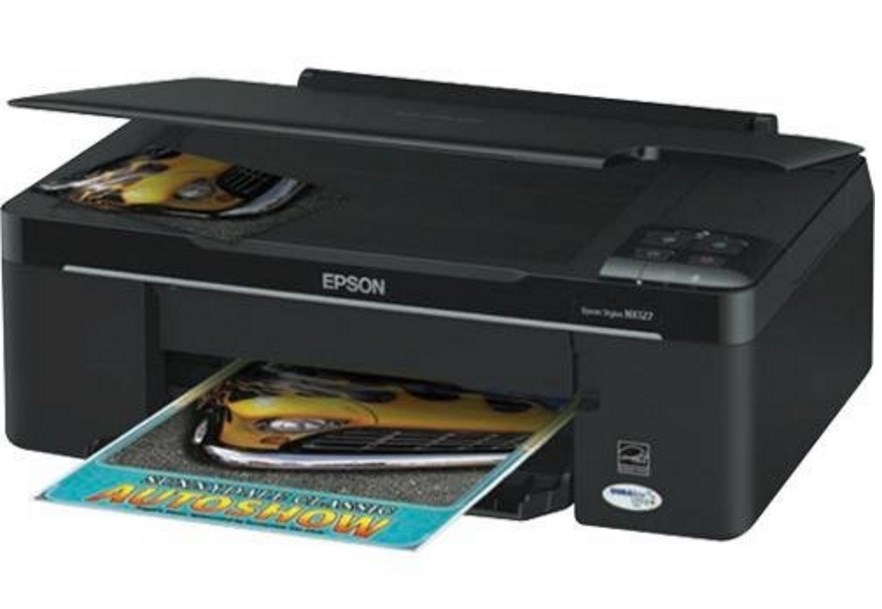 how to connect epson stylus cx4450 printer with laptop