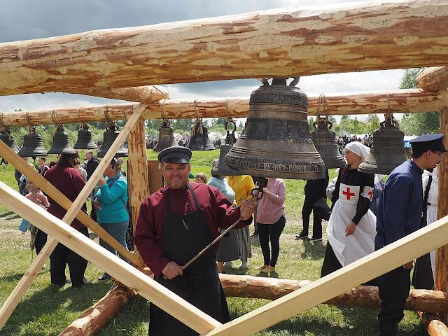 """Исторический фестиваль """"Сибирский огонь-2019"""" (Historical festival """"Siberian fire-2019"""")"""