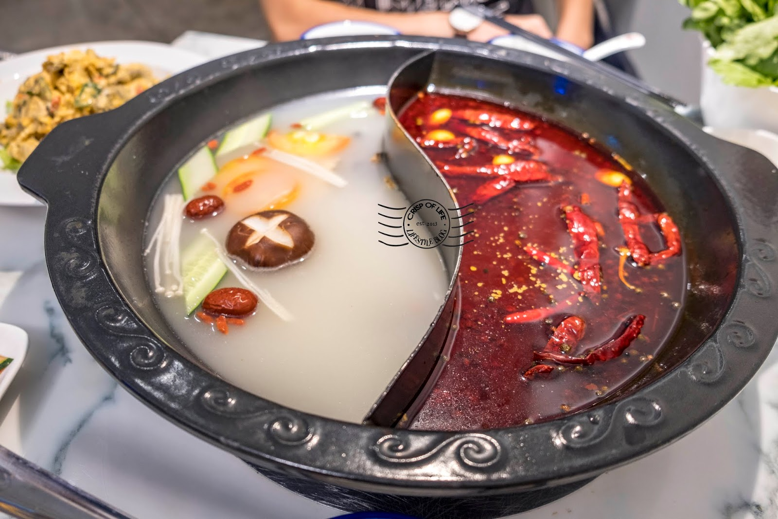 Zhui Guo Zu Hot Pot 追锅族 at Anson Cube, Georgetown, Penang