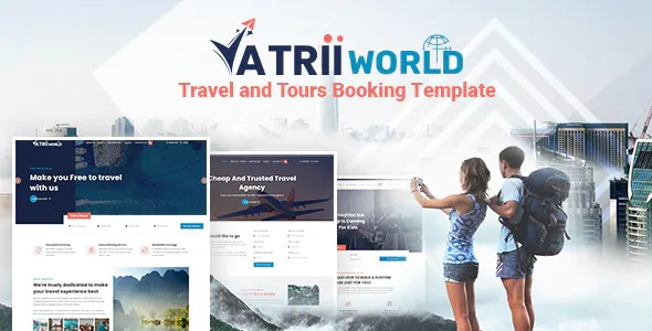 Best Travel and Tours Booking Template