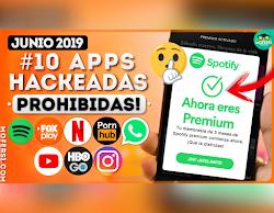 Top 10 Aplicaciones PREMIUM CON TODO ILIMITADO Mas Buscadas JUNIO 2019  Mejores apps android