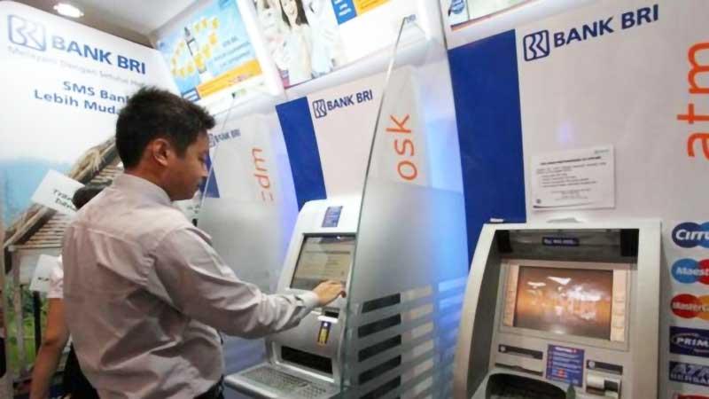 Tarik Tunai di ATM BRI Tanpa Kartu Debit