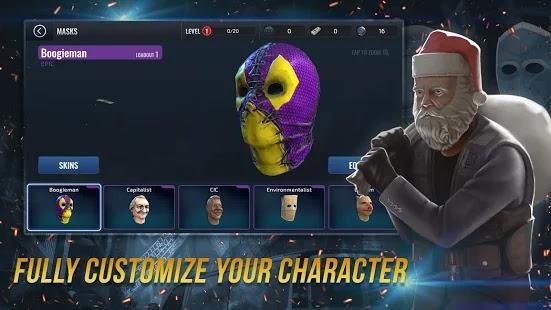 Armed Heist Screenshot