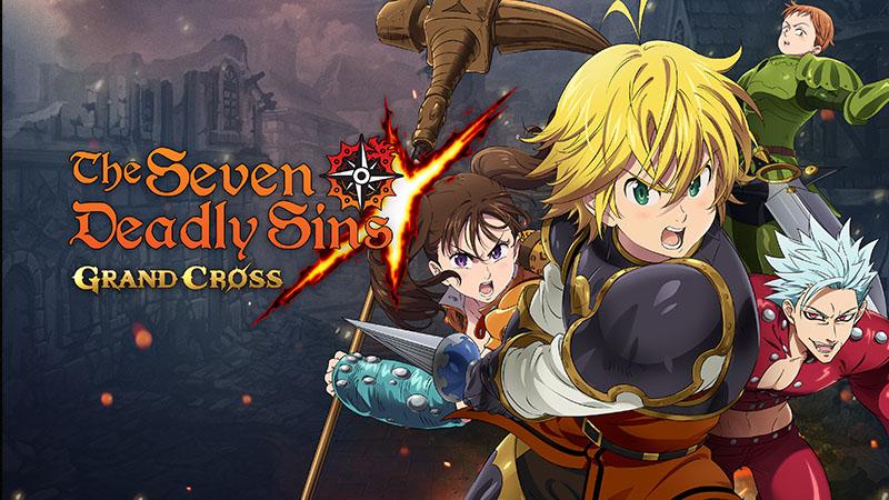 Game Baru Netmarble The Seven Deadly Sins: Grand Cross Rilis 3 Maret