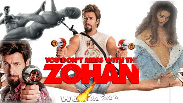 You Dont Mess With The Zohan 2008 720p Download and watch now