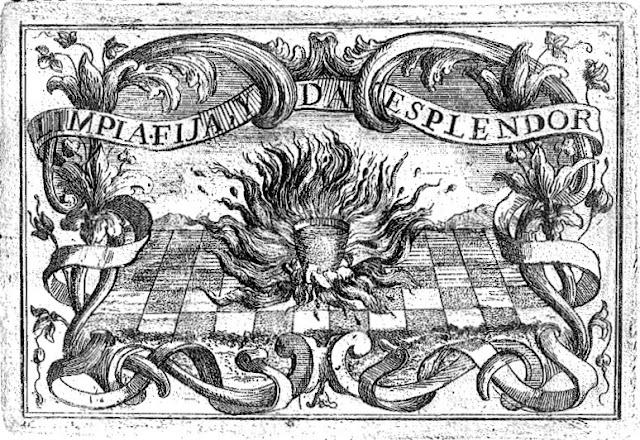 Lema de la Real Academia Española incluido en los Estatutos publicados en 1715