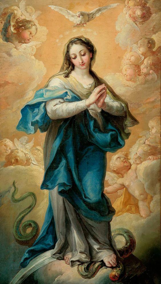 Cronogramas para a Total Consagração à Santíssima Virgem Maria 2021