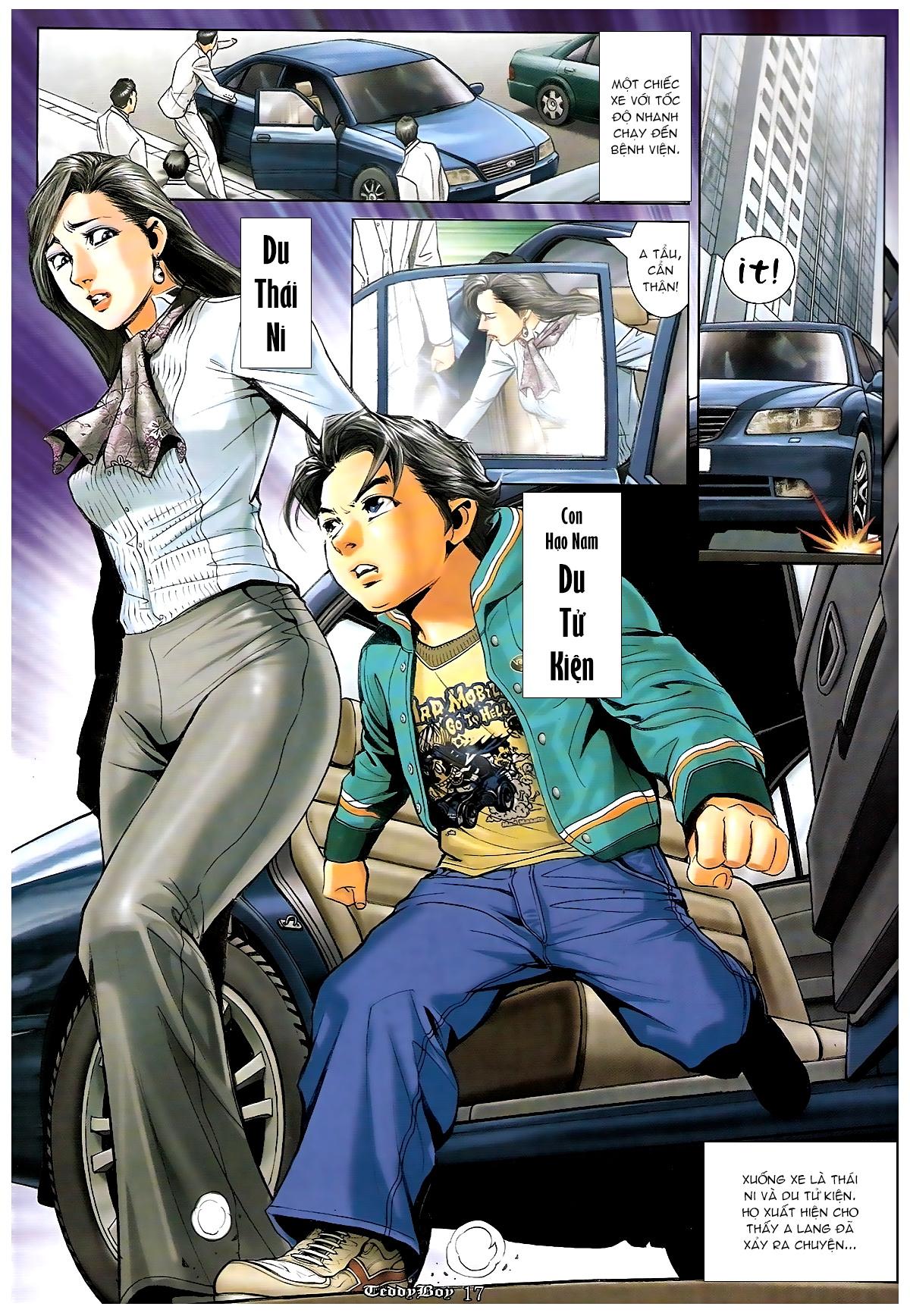 Người Trong Giang Hồ - Chapter 1240: Hàn Tân trở về - Pic 16