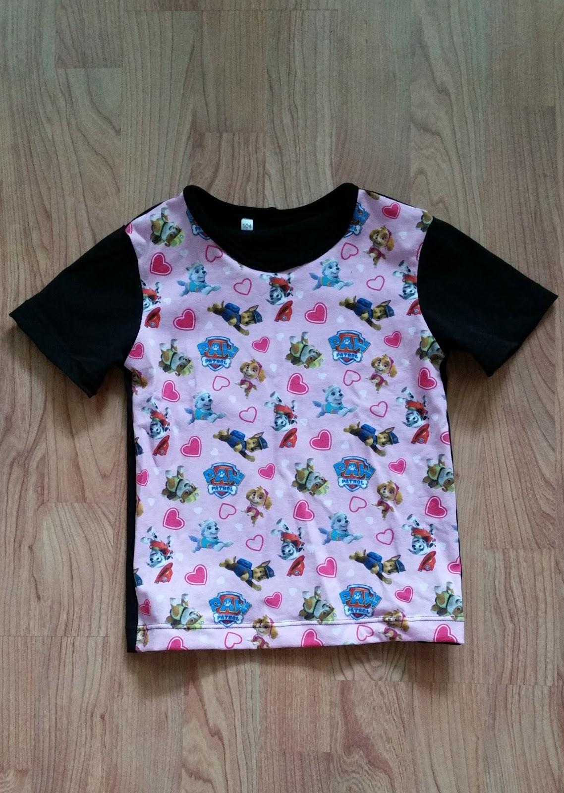 Tämä pinkki Ryhmä Hau -kangas oli sellainen pakko saada kangas 1de04d806e
