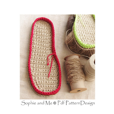 http://www.ravelry.com/patterns/library/any-size-customized-crochet-soles