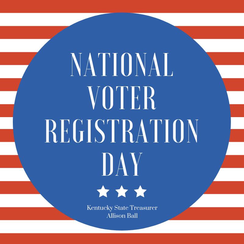 National Voter Registration Day Wishes Images download