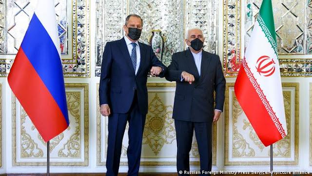 רוסישער אויסערן-מיניסטער אין איראן