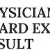November 2020 Physician Board Exam Result (PLE)