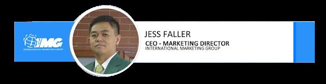 Jess Faller IMG Trainer