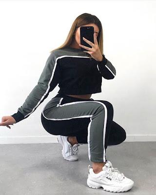 ropa deportiva juvenil de moda