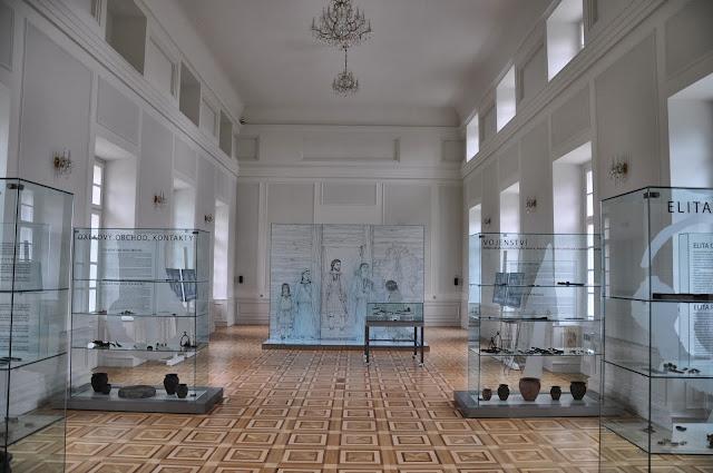 muzeum przy grodzisku Pohansko u Břeclavi