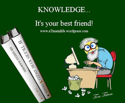 knowledge is your only chunk friend.