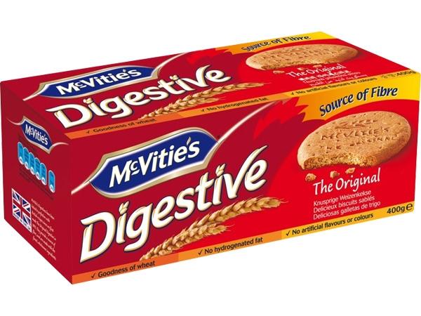 Estremamente alce naming blog di Alberto Cellotto: Digestive McVitie's, i  RV34