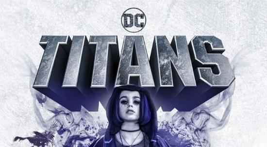 Titans, de DC Universe