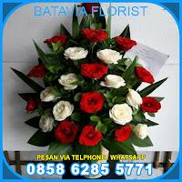 Harga Rangkaian Karangan Bunga Murah di Bekasi