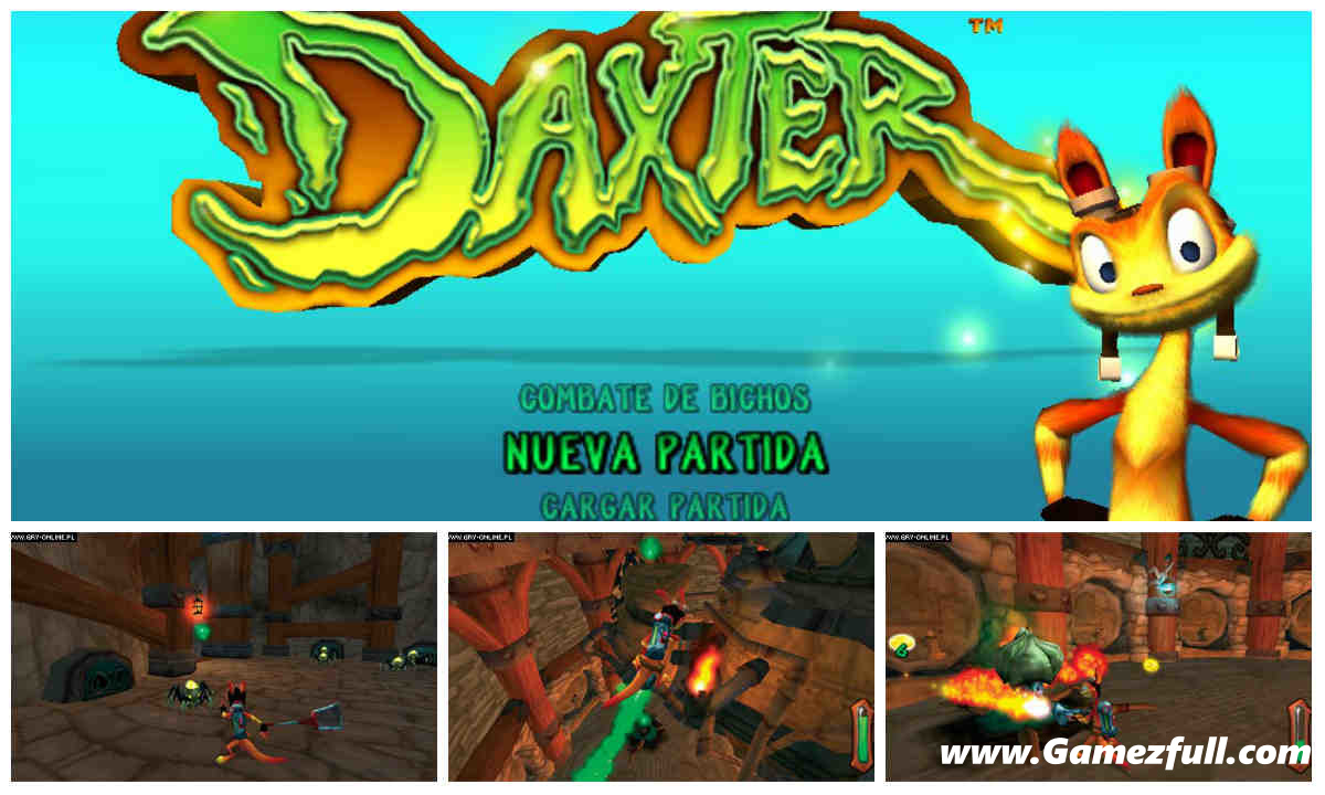 Jak and Daxter The Lost Frontier para PSP - 3DJuegos