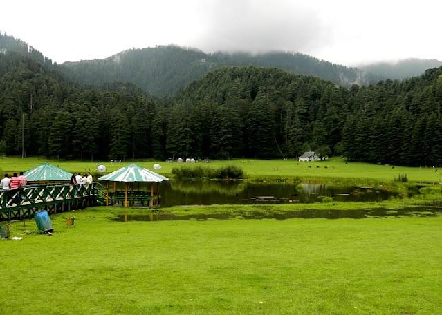 Khajjiar, Best Places to visit in Himachal Pradesh