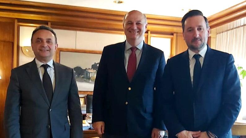 Κελέτσης - Ζαμπούκης στον Υπουργό Δικαιοσύνης για νέο Δικαστικό Μέγαρο στην Αλεξανδρούπολη
