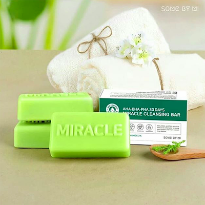 Some By Mi AHA BHA PHA Miracle Cleansing Bar
