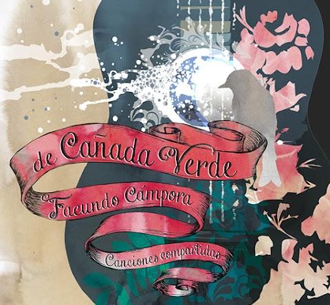 ilustraciones + cover art ~ de Cañada Verde (canciones compartidas)