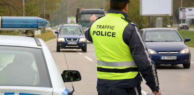 Акция на полицията в Несъбър, глобени са много нарушители