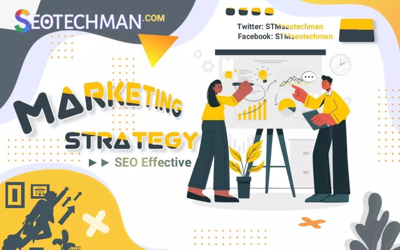 Strategi Pemasaran Konten SEO