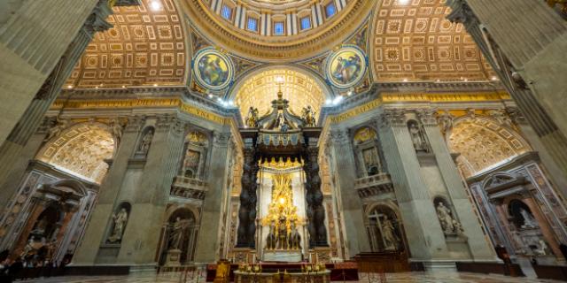Tiga Peneliti Italia Ragu dengan Keaslian Tulang-Tulang Santo Petrus di Roma