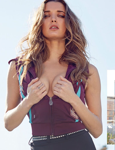 Alyssa Arce hot model photo shoot for Maxim Mexico Magazine April May 2017 issue